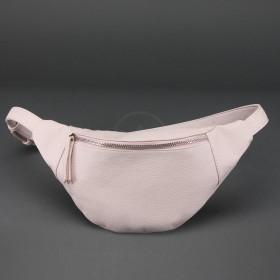 """Сумка женская искусственная кожа M.Bag-""""  Ноя""""   поясная,    1отд,    светло-розовый"""