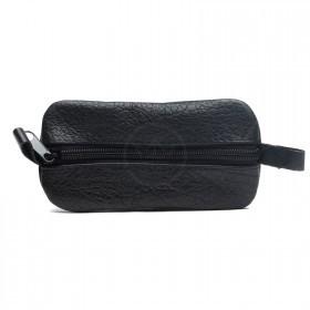 Футляр для ключей-FNX-КЛВ-104 натуральная кожа черный буфало (4333)  218239