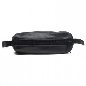 Футляр для ключей-FNX-КЛК-103 натуральная кожа черный крек   (396)