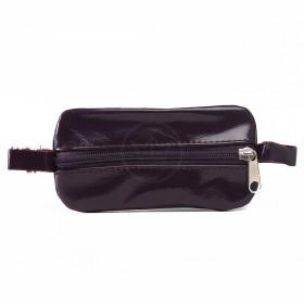 Футляр для ключей-FNX-КЛВ-104 натуральная кожа фиолетовый лак шик (3034)  218764