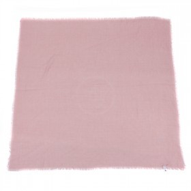 Платок головной 90*90см,    хлопок 100% плетение хлопок,       (горох)    розовый
