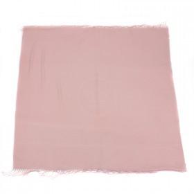 Платок головной 100*100см хлопок 50%,    бамбук 50% плетение хлопок,    розовый